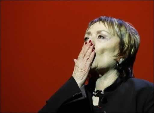 Hommage à Annie Girardot - Une grande dame