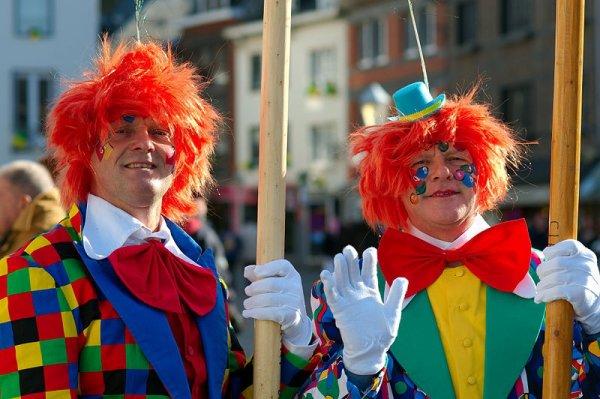 Le carnaval de Malmedy