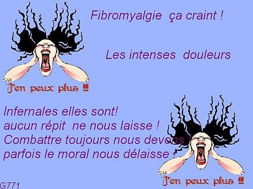 Aujourd'hui, journée mondiale de la fibromyalgie.