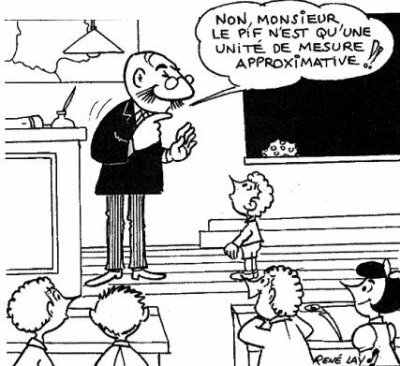 Un peu d'humour : Les perles des professeurs.