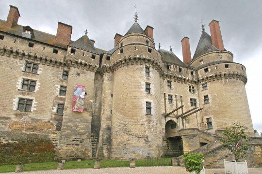 En ces jours de vacances, je vous propose un petit détour par quelques châteaux de la Loire