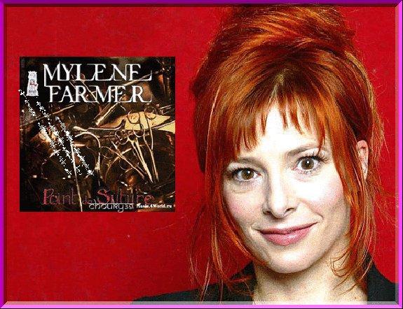 Aujourd'hui, pour les fans de Mylène Farmer, et plus spécialement pour un inconditionnel de Mylène.