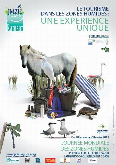 Bonjour à tous et à toutes, le sujet du jour est la journée mondiale des zones humides en Belgique.