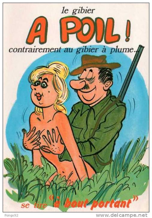 Anciennes cartes postales humoristiques