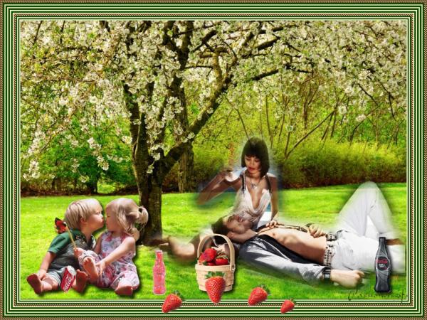 Amours de printemps