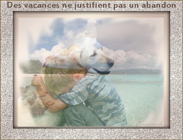 Des vacances ne justifient pas un abandon