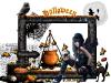 Scrap digital d'Halloween