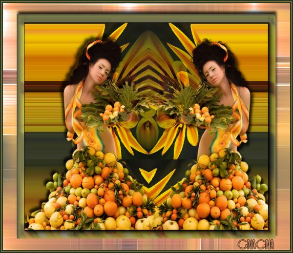 Fruits d'automne et d'hiver