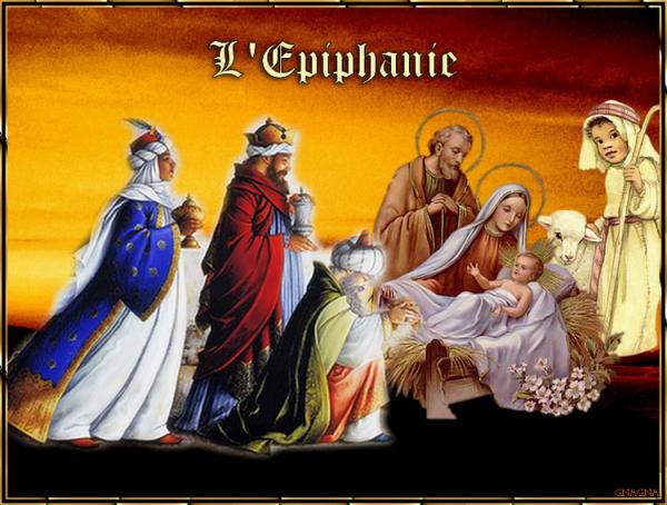 L'Epiphanie c'est aujourd'hui