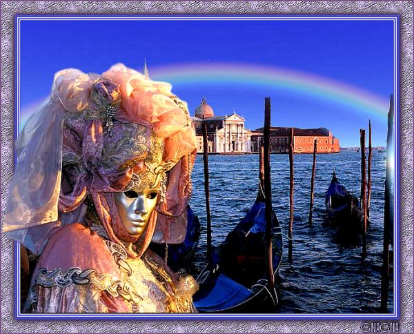 Un jour à Venise