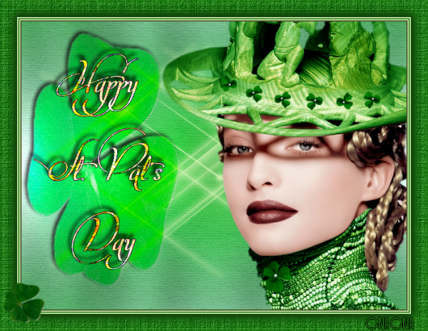Happy St. Pat's Day