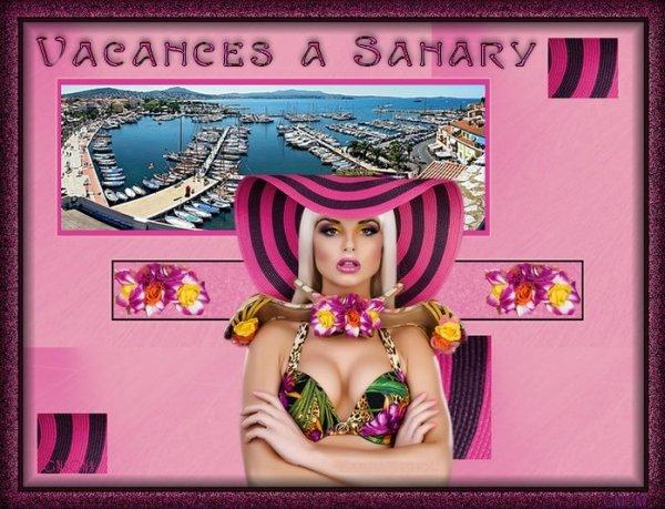 Vacances à Sanary