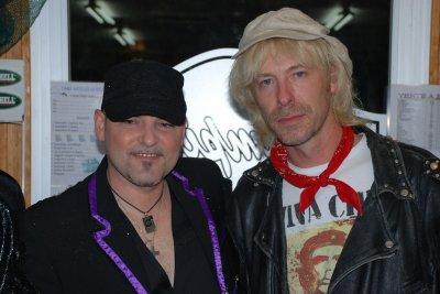 Chris Ravenswood et JJRenaud