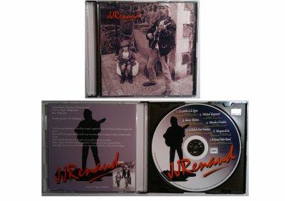 Le CD de JJRENAUD est en Vente
