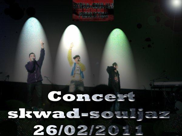 concert ForsanRap à cinéma Rif le  26/02/2011 (Hero & KingRap & Ego)