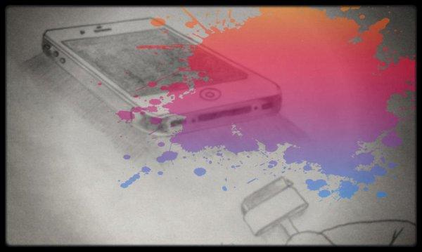Iphone 4S ....