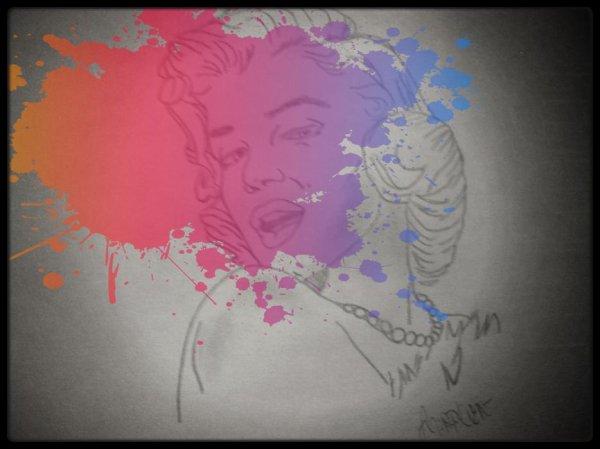 La Diva Marilyne Monroe ...