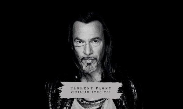 """L'album """"Vieillir avec toi"""" de Florent Pagny en tête des ventes dès sa sortie"""