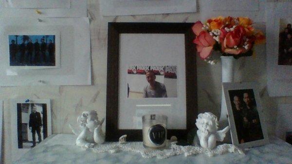 mon  mémorial  pour  chester  bennington