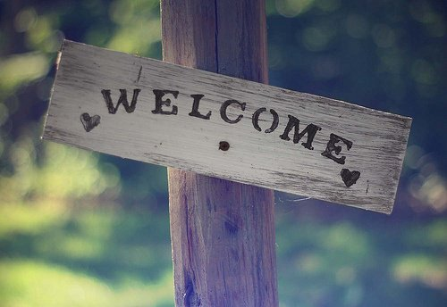 WELCOME!♥
