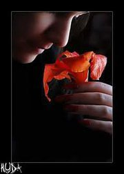L'odeur de la nature  face homme,c'est une sensation d'amour