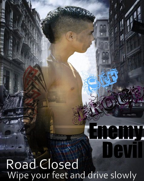 Enemy Devil     8-p