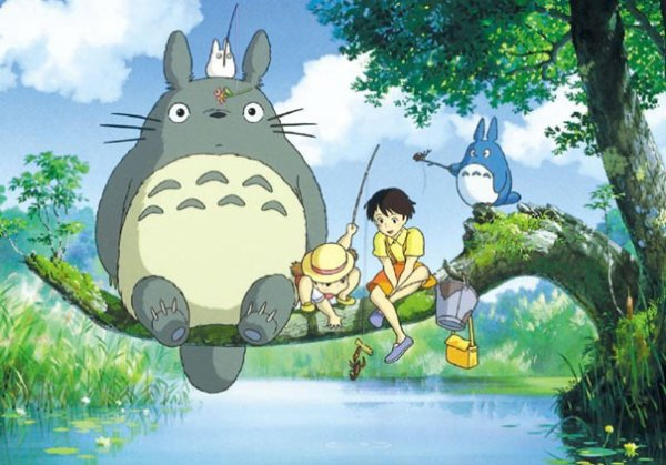 Mon voisin Totoro^^