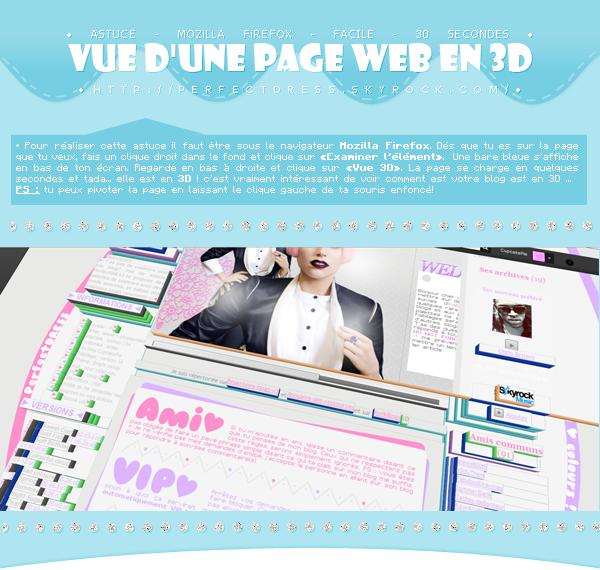 __________________________✿ Astuce #05 ; Vue d'une page web en 3D__________________________ __________________________✿ Astuce #05 ; Vue d'une page web en 3D__________________________ __________________________✿ Astuce #05 ; Vue d'une page web en 3D__________________________