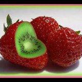 mi - fraise mi- kiwi