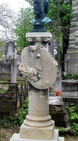 Ils reposent au père Lachaise -) Les peintres (7)