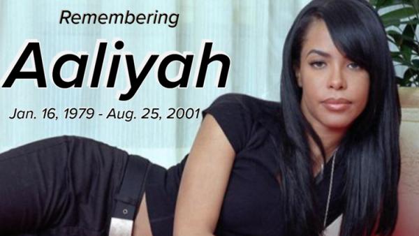 Les derniers instants de ... Aaliyah