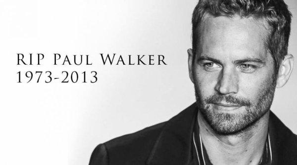 Les derniers instants de ... Paul Walker