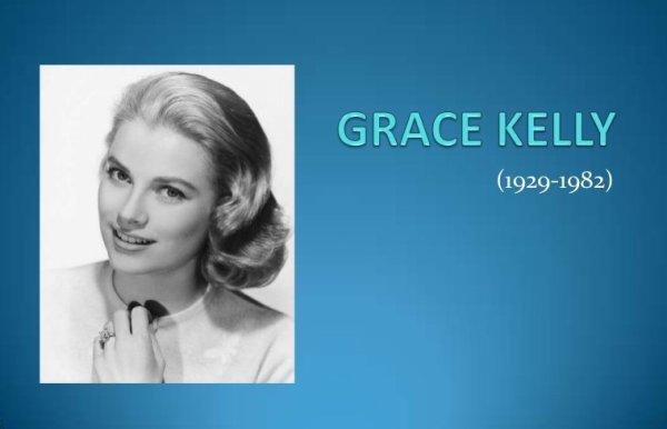 Les derniers instants de ... Grace De Monaco