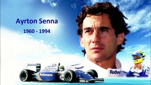 Les derniers instants de ... Ayrton Senna