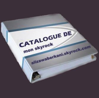catalogue de mon SKYROCK