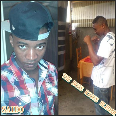 A l'aise / The Boss feat SaidO_--_A L'aise (2012)