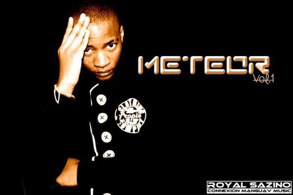 METEOR / Je suis la (feat Anzix) (2013)