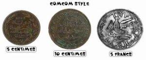 Monnaie des comores