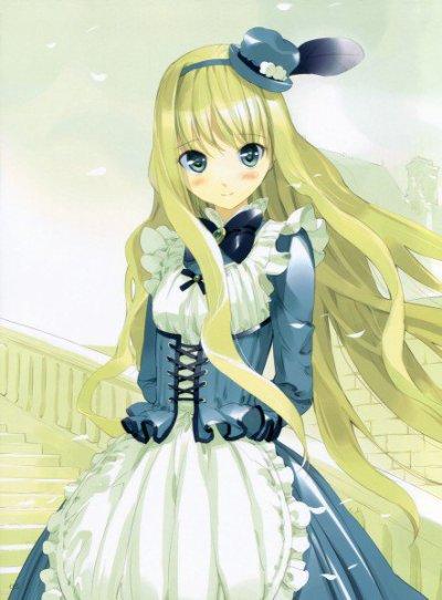 La nouvelle Alice