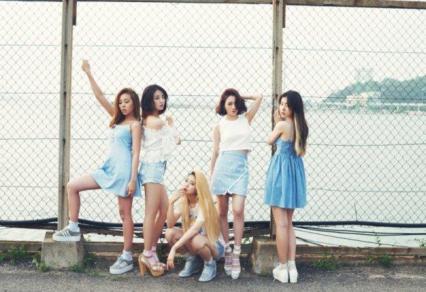 Décès de EunB et RiSe des Ladies' Code