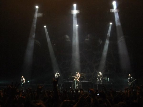 Live Report Rammstein à la Halle Tony Garnier le 24 avril 2013