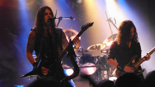 Live Report Chthonic + Satyricon