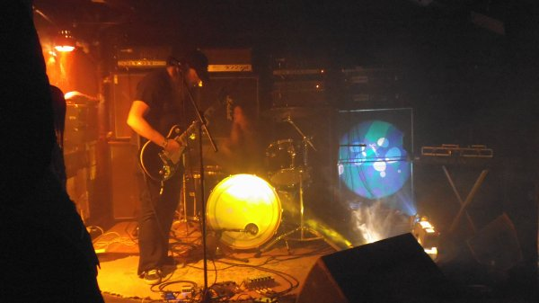 Live Report Witchthroat Serpent + Pombagira + Huata