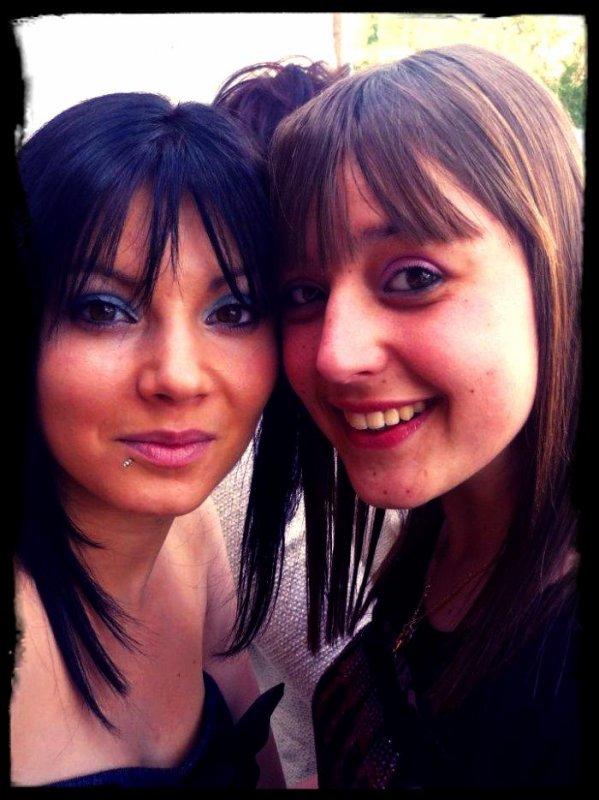 Moi et ma cousine <3