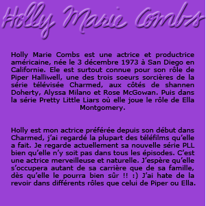 6# Holly Marie Combs Other Blog / Other Blog / Newsletter FUNKIWI, Everything we love !