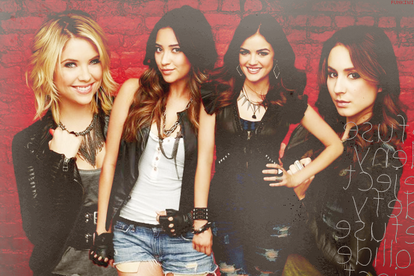 7# Pretty Little Liars Other Blog / Other Blog / Newsletter FUNKIWI, Everything we love !