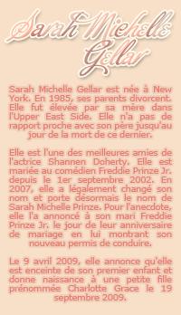 15# Sarah Michelle Gellar Other Blog / Other Blog / Newsletter FUNKIWI, Everything we love !