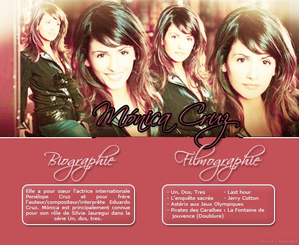 17# Mónica Cruz Other Blog / Other Blog / Newsletter FUNKIWI, Everything we love !