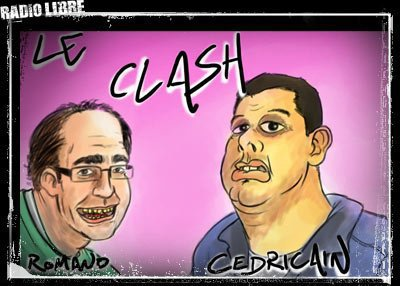 Clash de la drague - Résultats Septembre 2013