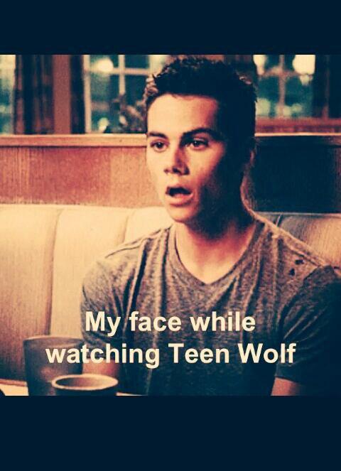 Teen Wolf fangirl